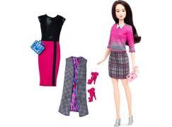 Mattel Barbie modelka s oblečky a doplňky 36