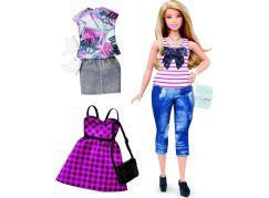 Mattel Barbie modelka s oblečky a doplňky 37