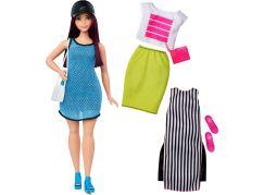 Mattel Barbie modelka s oblečky a doplňky 38