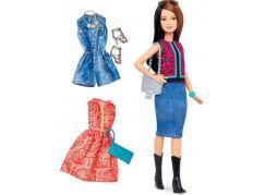 Mattel Barbie modelka s oblečky a doplňky 41