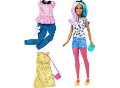 Mattel Barbie modelka s oblečky a doplňky 42