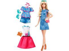 Mattel Barbie modelka s oblečky a doplňky 43
