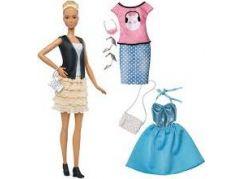 Mattel Barbie modelka s oblečky a doplňky 44