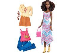 Mattel Barbie modelka s oblečky a doplňky 45