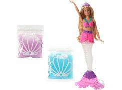 Mattel Barbie mořská víla a třpytivý sliz