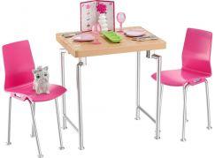 Mattel Barbie nábytek cukrárna