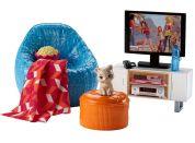 Mattel Barbie nábytek obývací pokoj