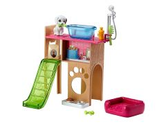 Mattel Barbie nábytek psí domeček