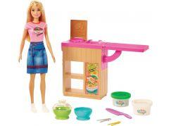 Mattel Barbie panenka a asijská restaurace