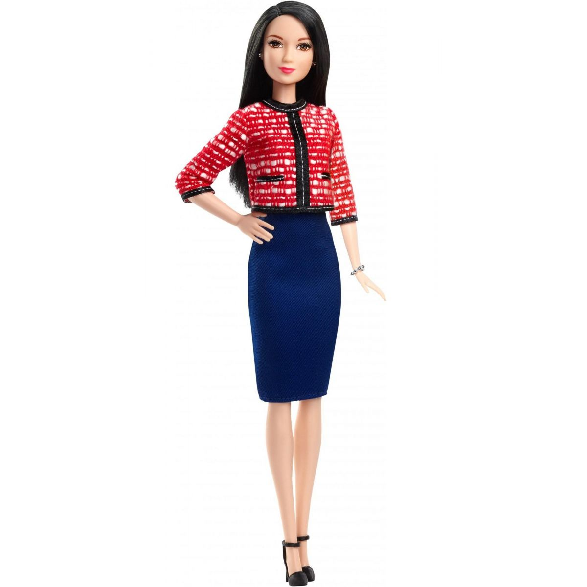 Mattel Barbie povolání 60. výročí politička