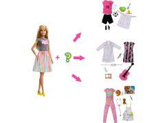 Mattel Barbie povolání s překvapením