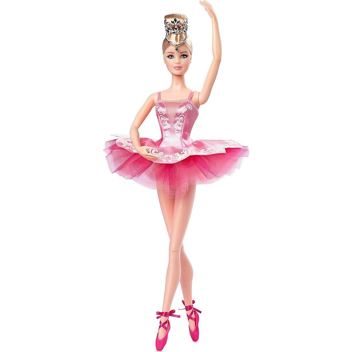 Mattel Barbie překrásná baletka
