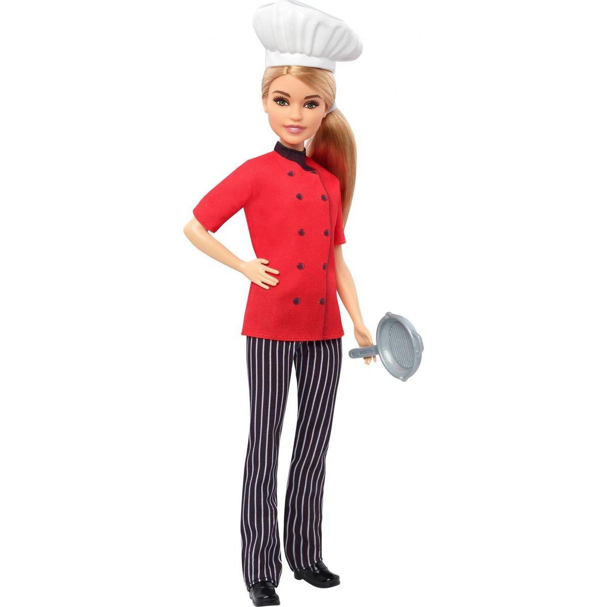 Mattel Barbie první povolání Šéfkuchařka