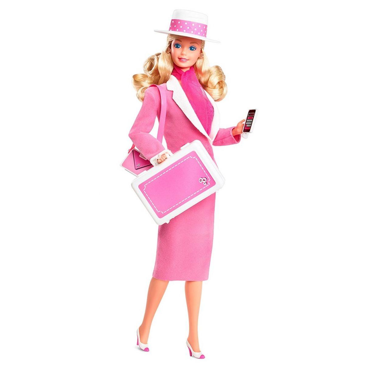 Mattel Barbie Retro panenka Day to night