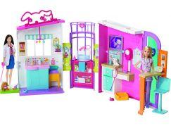 Mattel Barbie Salón pro zvířátka