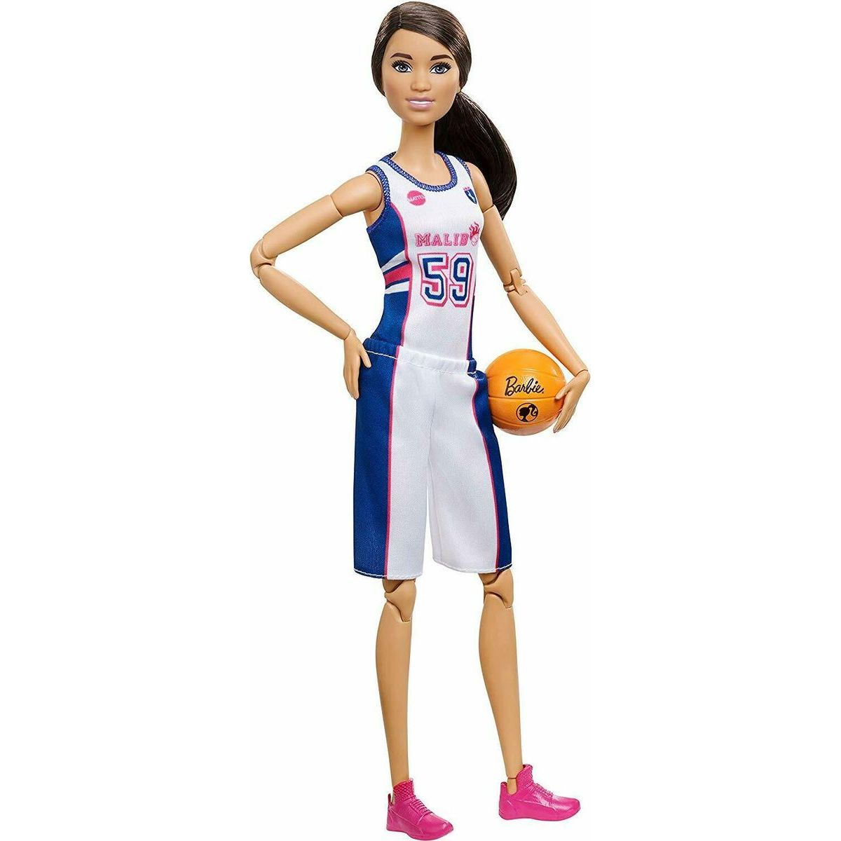 Mattel Barbie sportovkyně basketball