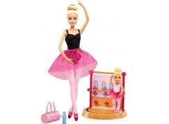 Mattel Barbie sportovní set Baletka