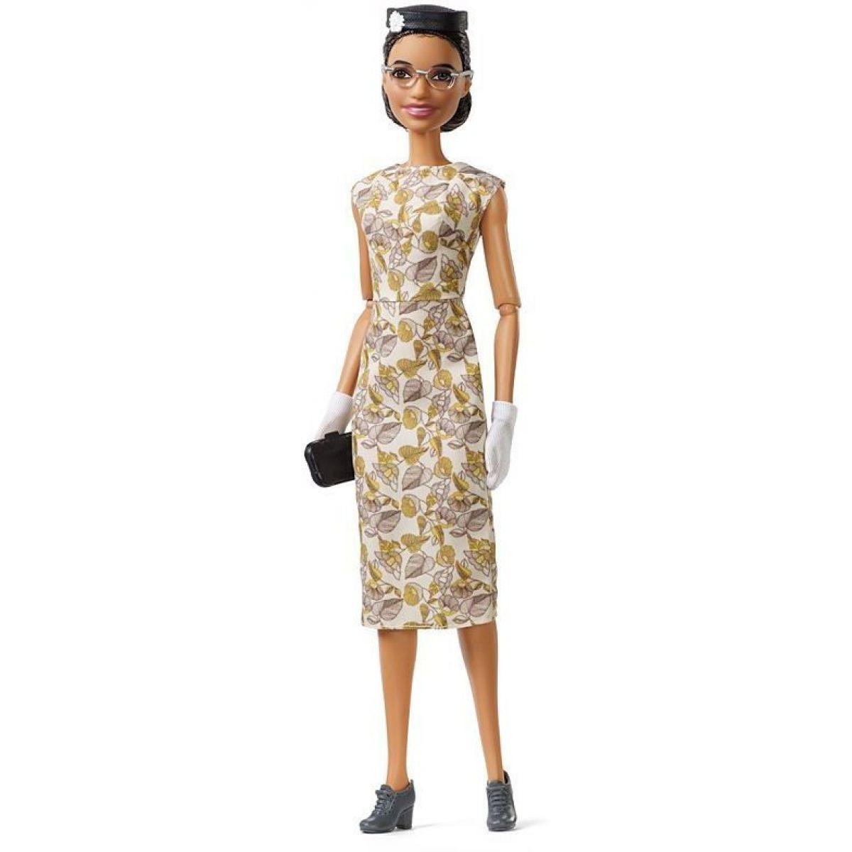 Mattel Barbie světoznámé ženy Rosa Parks