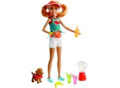 Mattel Barbie Vaření a pečení Sestřičky Koktejl