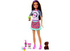 Mattel Barbie Vaření a pečení Sestřičky Zmrzlina