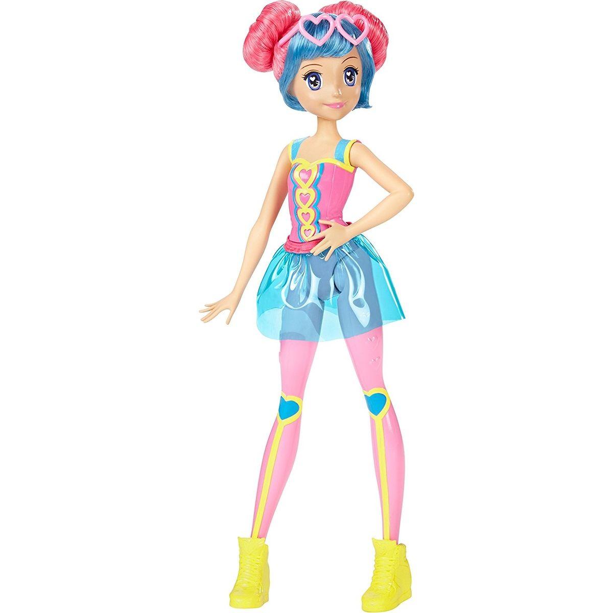 Mattel Barbie ve světě her spoluhráčky DTW06