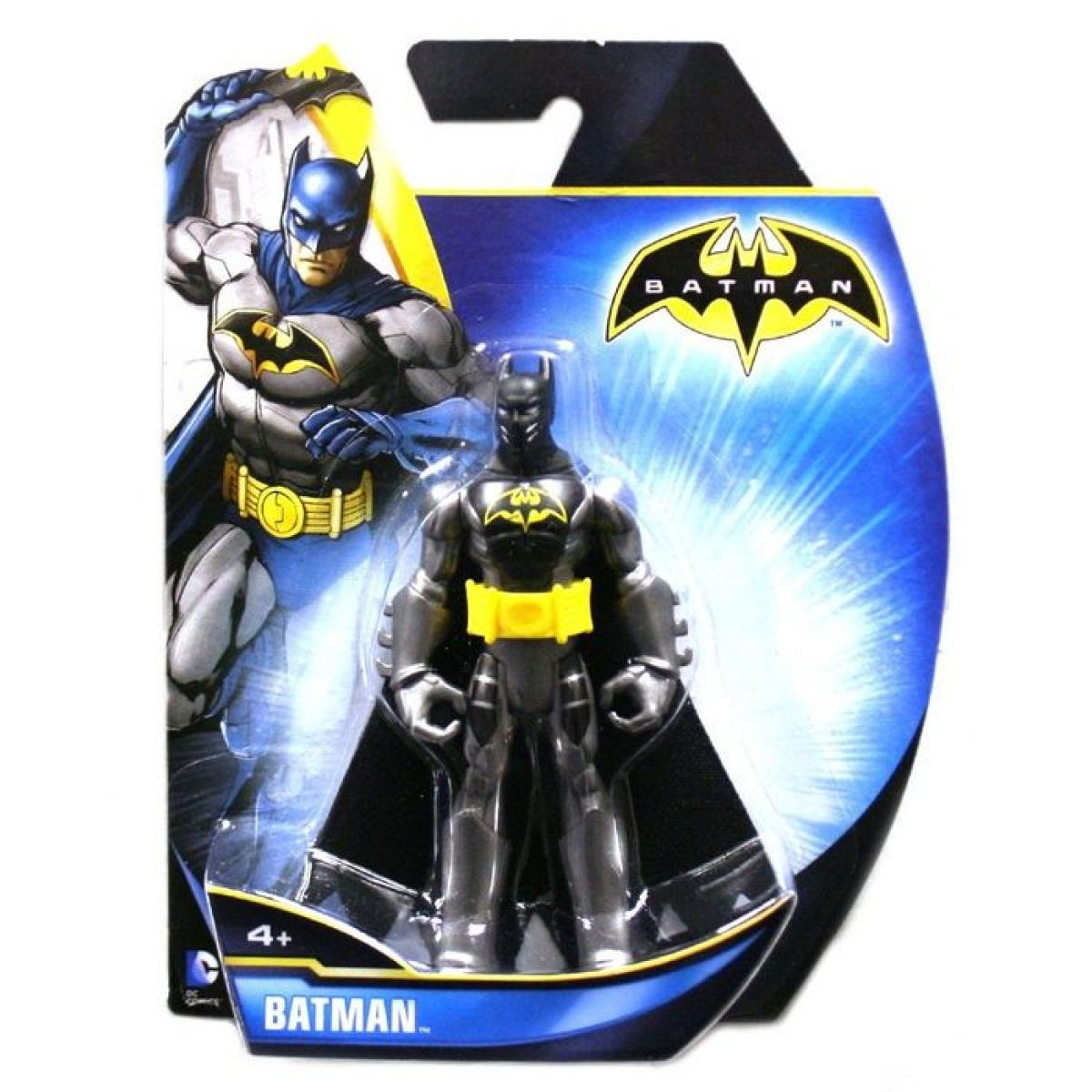 Mattel Batman Kolekce figurek - Černá