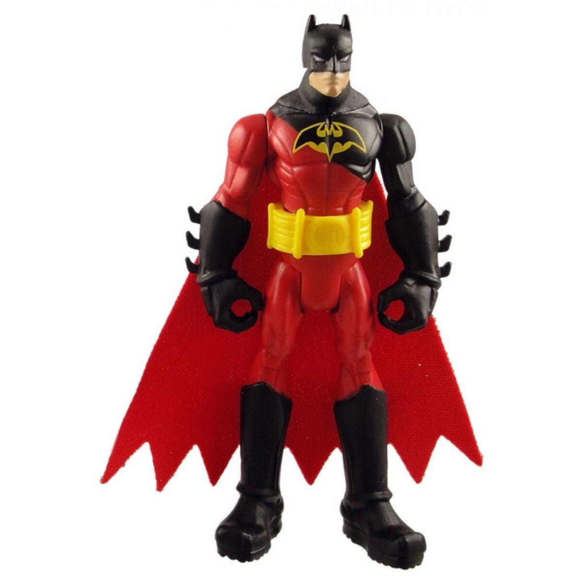 Mattel Batman Kolekce figurek - Červená