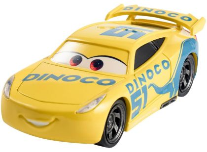 Mattel Cars 3 auta 12 cm Dinoco Cruz Ramirez