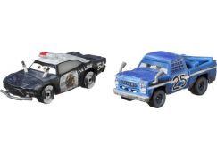 Mattel Cars 3 auta 2 ks APB a Broadside
