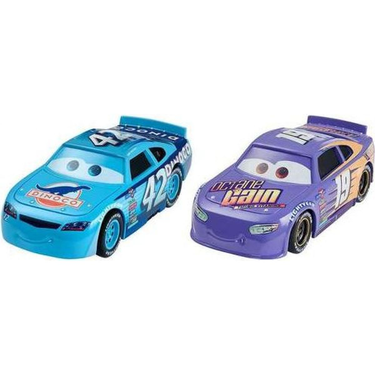 Mattel Cars 3 auta 2 ks Bobby Swift
