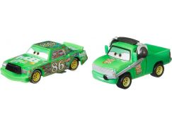 Mattel Cars 3 auta 2 ks Chick Hicks a Jefe Chick