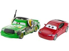 Mattel Cars 3 auta 2 ks Chick