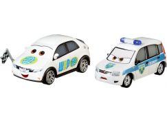 Mattel Cars 3 auta 2 ks Erik Laneley a Alex Carvill