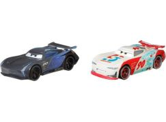 Mattel Cars 3 auta 2 ks Jackson Storm a Paul Conrev