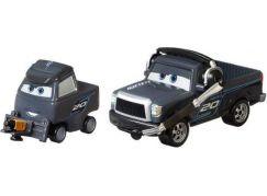 Mattel Cars 3 auta 2 ks Laura Spinwell a Ray Reverham