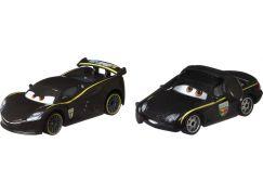 Mattel Cars 3 auta 2 ks Lewis Hamilton a Bruce Boxmann