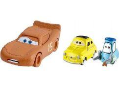 Mattel Cars 3 auta 2 ks Luigi a Quido