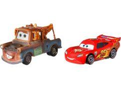 Mattel Cars 3 auta 2 ks Martin a Lightning McQueen