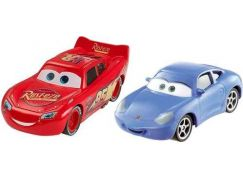Mattel Cars 3 auta 2 ks McQueen