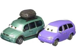Mattel Cars 3 auta 2 ks Minny