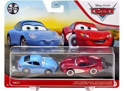 Mattel Cars 3 auta 2 ks Sally a Cruisin Lightning McQueen