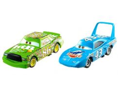 Mattel Cars 3 auta 2 ks The King a El Rey