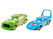 Mattel Cars 3 auta 2 ks The King a El Rey