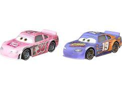 Mattel Cars 3 auta 2 ks Uugene Carbureski a Bobby Swift