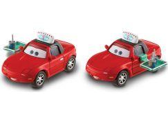 Mattel Cars 3 auta 2 ks Waitress Mia a Waitress Tia