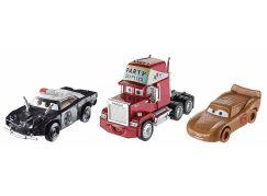 Mattel Cars 3 auta 3 ks Derby 3 pack