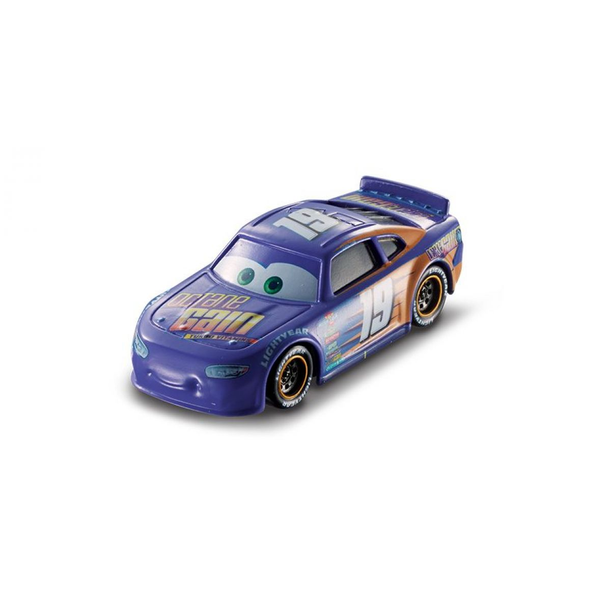Mattel Cars 3 Auta Bobby Swift