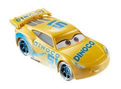 Mattel Cars 3 auta Plážová edice Dinoco Cruz Ramirez