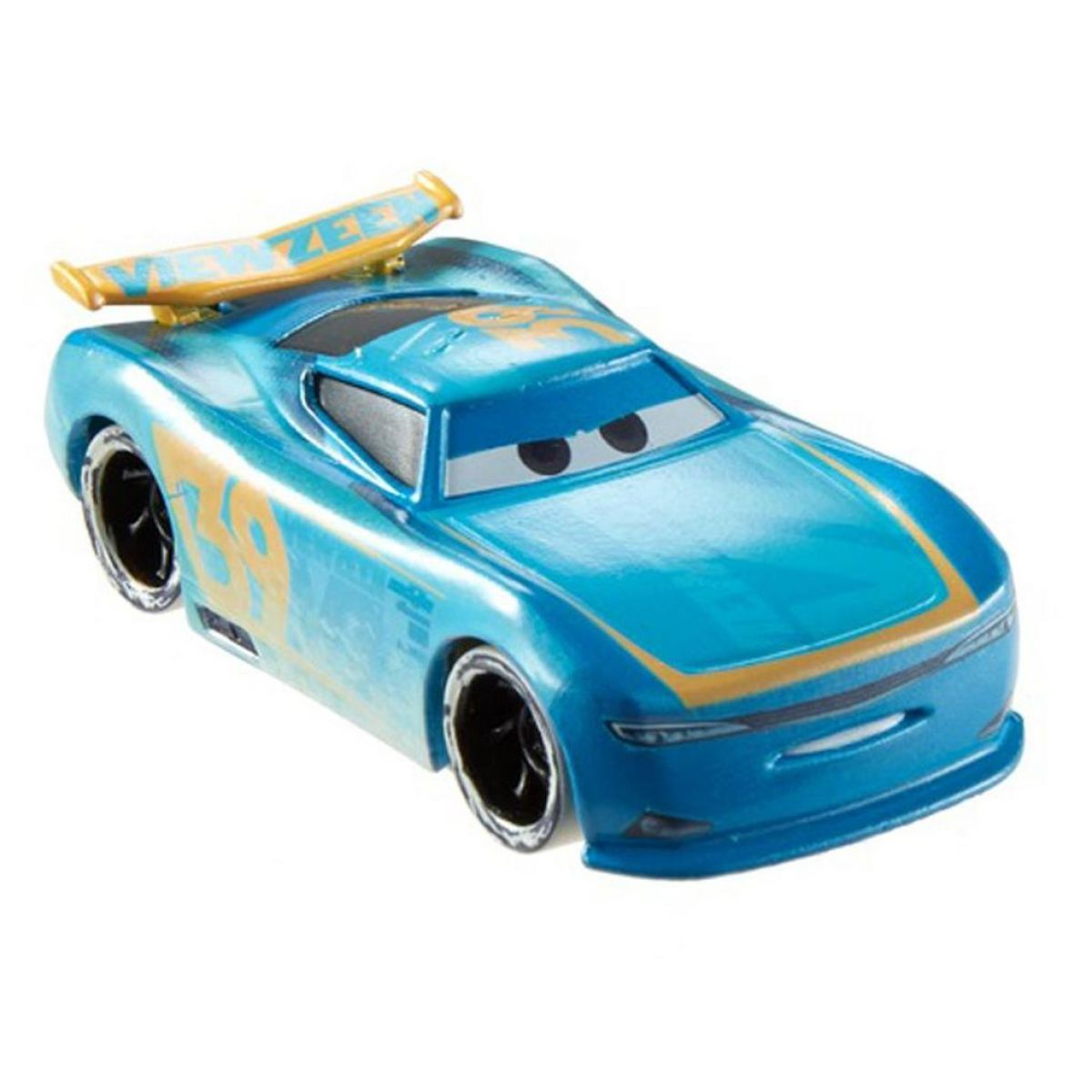 Mattel Cars 3 auta Plážová edice Michael Rotor