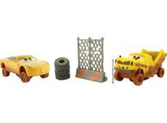 Mattel Cars 3 Bláznivá auta 2 ks Cruz Ramirez